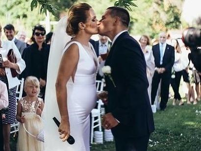 Fotky z tajnej svadby