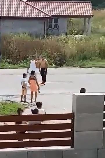 VIDEO Rana z ničoho