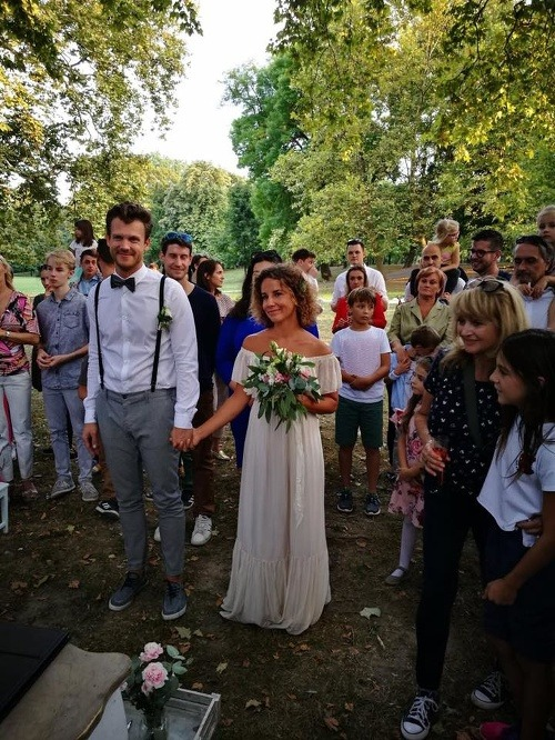 bab28d3daba0 Supertajná svadba herečky z Paneláku  Ani hostia nič netušili ...