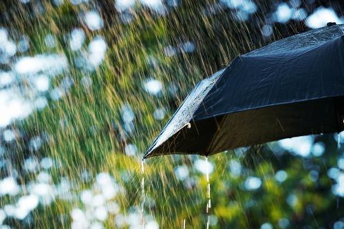 Daždivé počasie