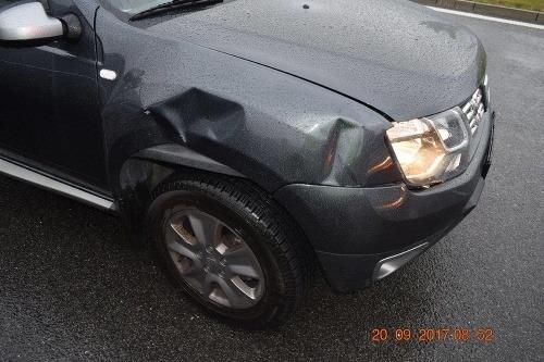 FOTO Ranný kolaps dopravy