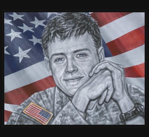 Krásne gesto padlému vojakovi: