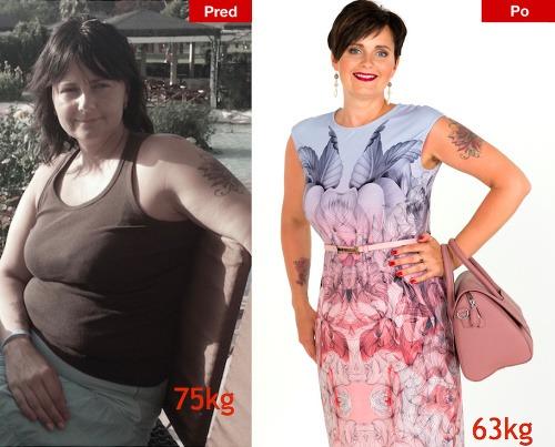 Šokujúce: Žena schudla 12