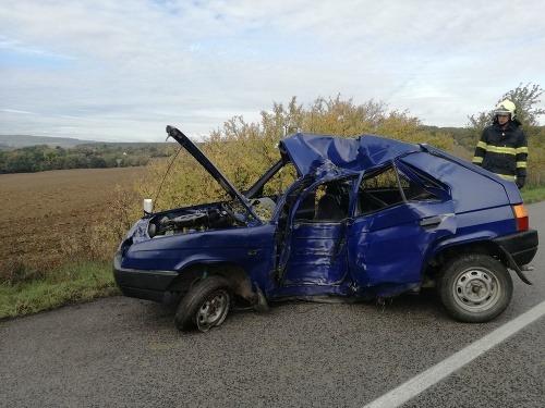 Pri dopravnej nehode zomrel