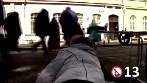 Bizarná kampaň v Česku
