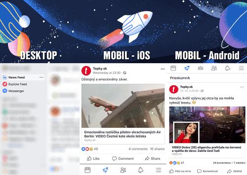 Revolúcia na Facebooku, Slovákom