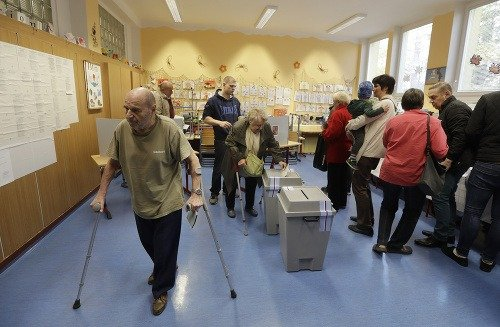 Voľby v Česku: Totálny