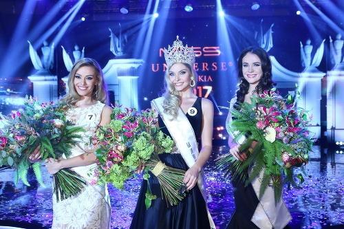 Miss Universe SR tento