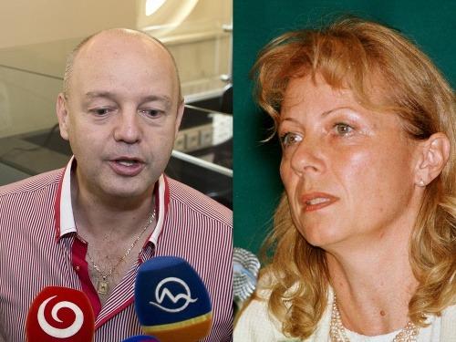 Pavol Rusko a Silvia