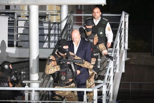 Zadržaný Pavol Rusko