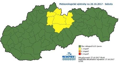 Slováci, pozor! Toto sa