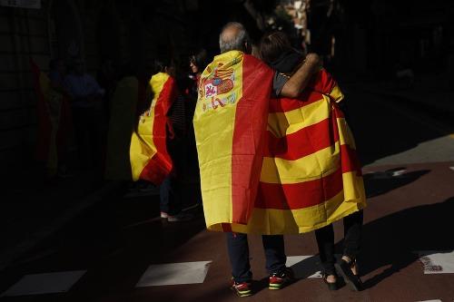 FOTO V Barcelone sa