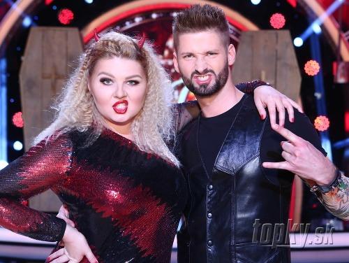 Evelyn Kramerová a Lukáš