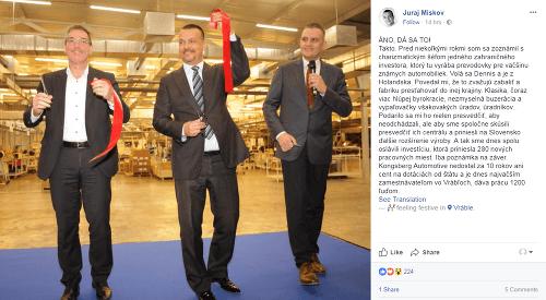 Skvelá správa pre Vráble: