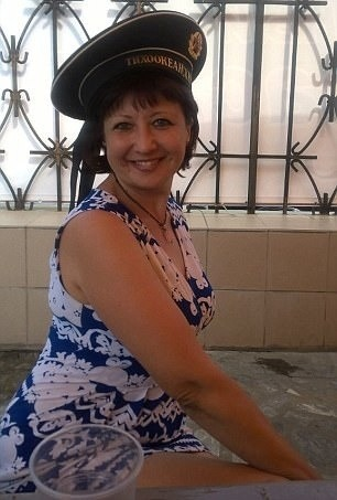 Irina (41) sa zahľadela