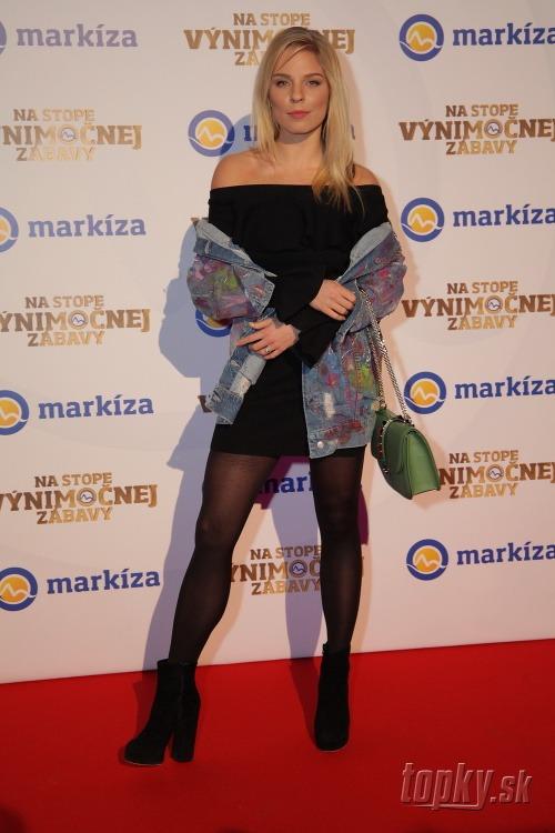 Redaktorka Veronika Cifrová Ostrihoňová