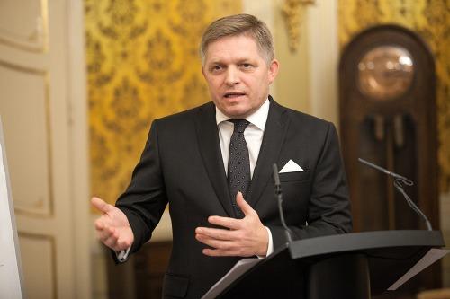Predseda vlády SR Róbert