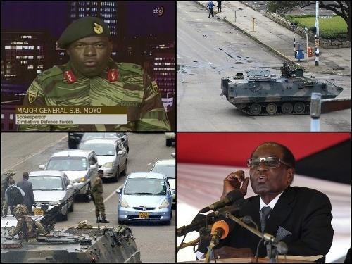 Zimbabwe bolo dnes v