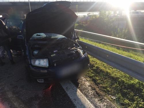 Hrozivá nehoda v Bratislave: