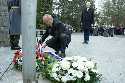 Minister obrany Peter Gajdoš