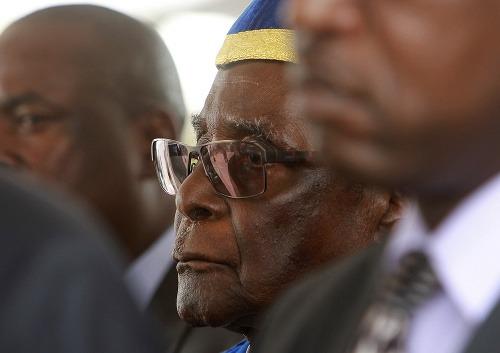 Roberta Mugabeho odvolali z
