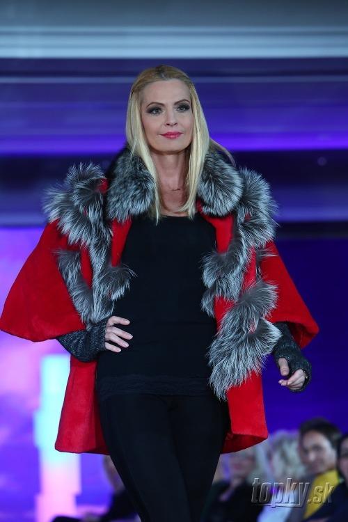 Marianna Ďurianová v obtiahnutých