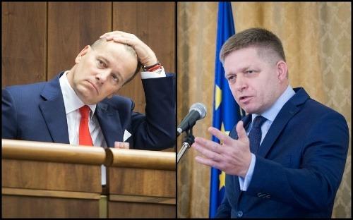 Boris Kollár a Robert