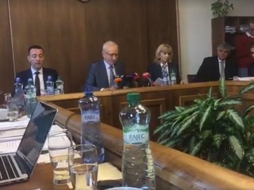 Zasadanie výboru