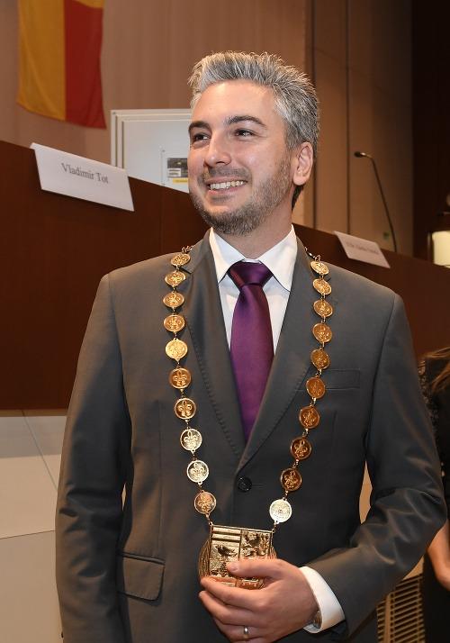 Rastislav Trnka sa ujal