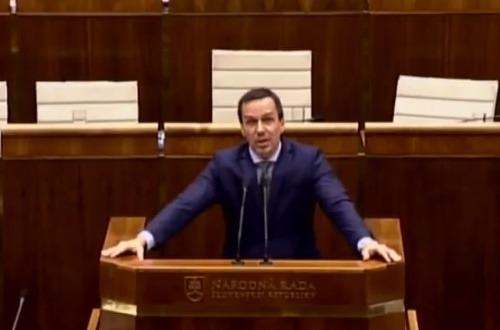 VIDEO Opozícia neuspela, Kaliňák