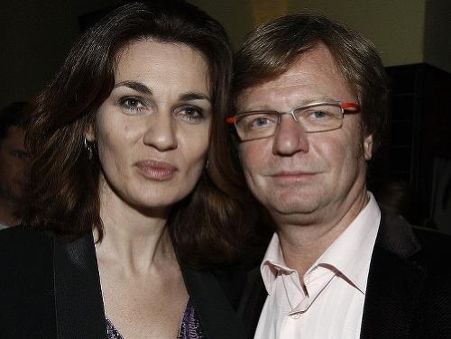 Nataša Nikitinová a Maroš