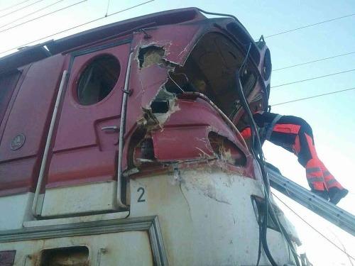Smrť kosí na železničných