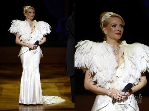 Plesová móda známych Sloveniek