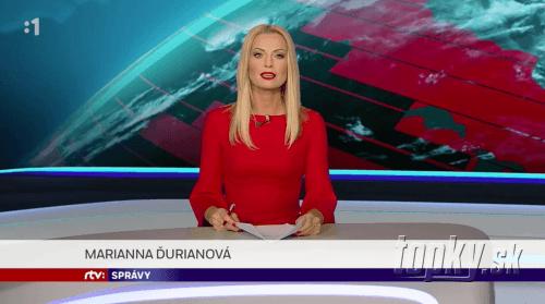 Marianna Ďurianová mala v