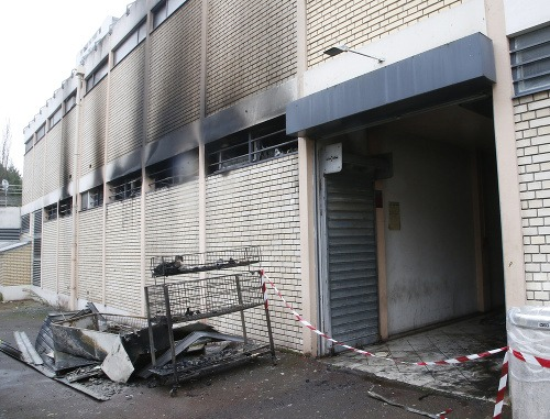 Požiar v Paríži: Kóšer