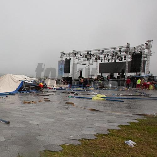 Bezpečnostný manažér o festivaloch: