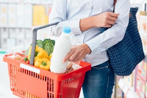 Zoznamka Obchod s potravinami