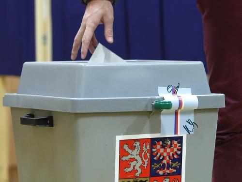 Prezidentské voľby v Česku