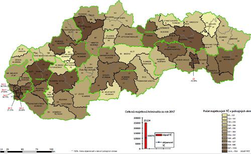 Najnebezpečnejšie miesta na Slovensku: