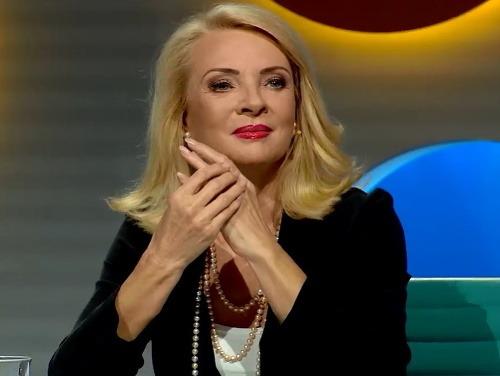 Zdena Studenková známeho speváka