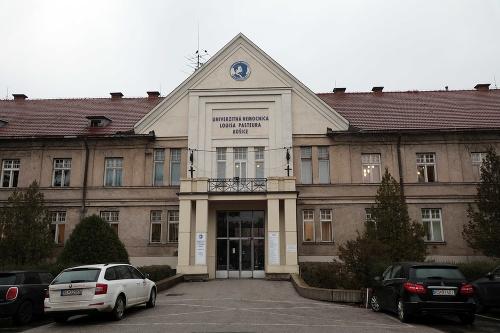 Košice-nemocnica