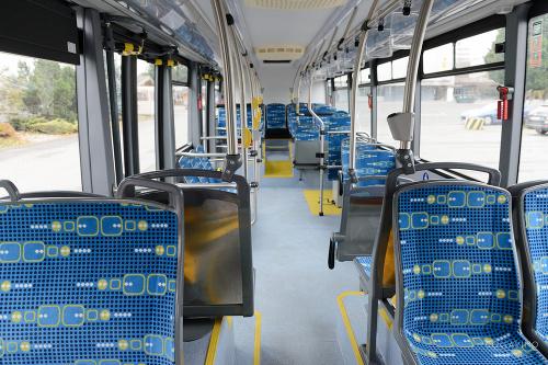 Elektrický autobus MHD
