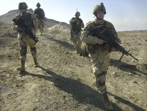 Vojaci USA