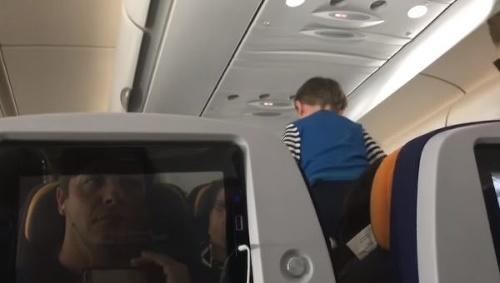 VIDEO Chlapec sa na