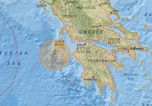 Epicentrum zemetrasenia