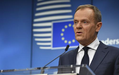 Predseda Európskej rady Donald