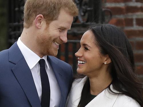 Princ Harry a herečka