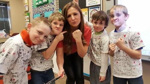Učiteľka ohromila svet jedinou