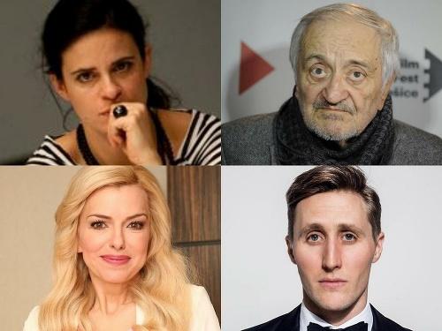 Zuzana Fialová, Milan Lasica,
