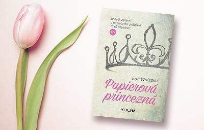 Kniha Papierová princezná